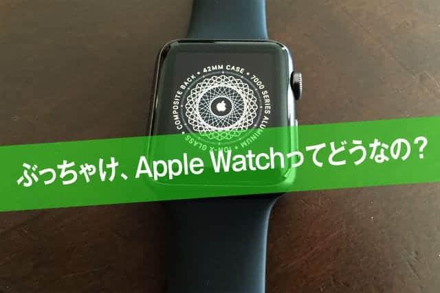 Apple Watch ペアリング時