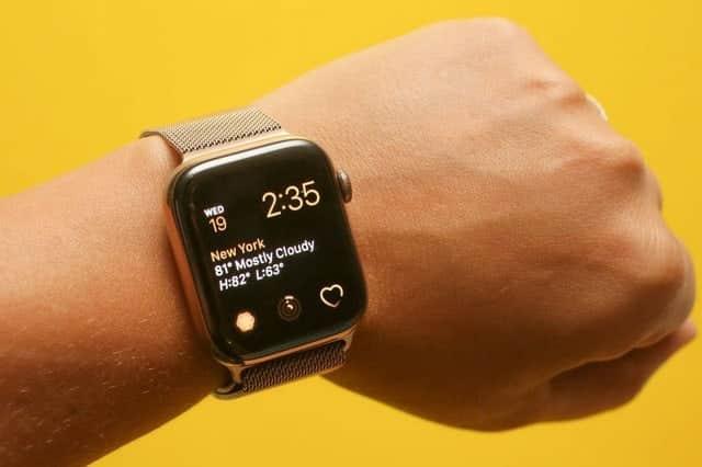 高齢者の「Apple Watch」購入に補助金を