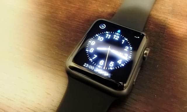 Apple Watch Sport 写真