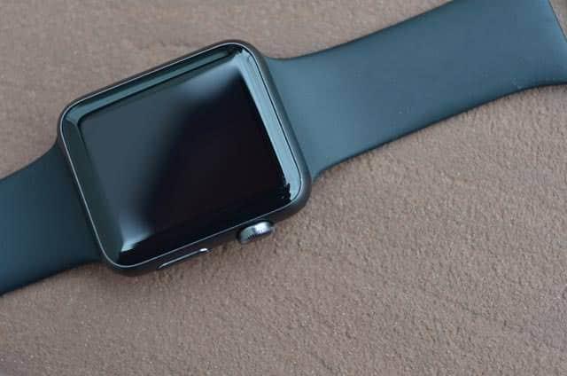 Apple Watch 傷 別の角度から
