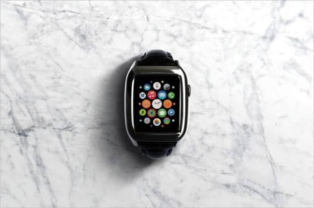 SQUAIRからApple Watch用 超高級ケース「The Watch」発表