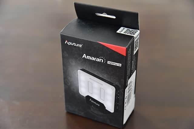 Aputure AL-M9 パッケージ
