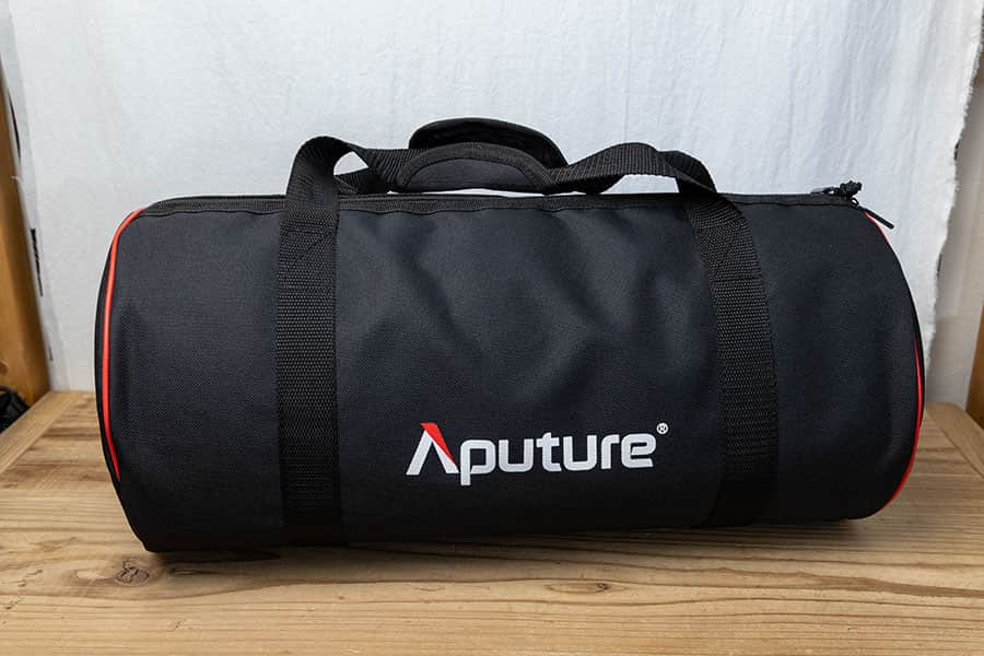 Aputure Light Dome mini 2 ケース