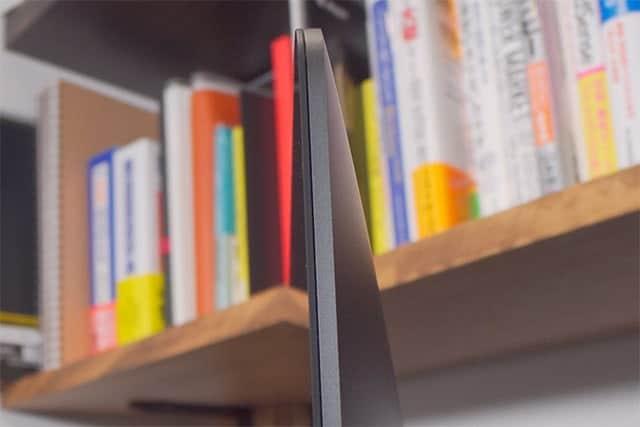 iMac Proのディスプレイの最薄部は5mm