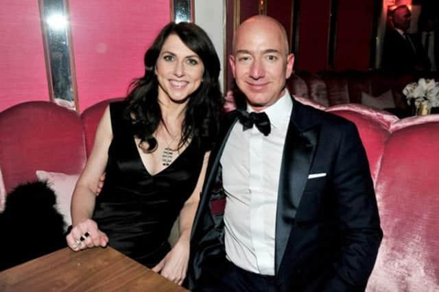 世界一の富豪ベゾスが離婚 資産14兆円は山分けに?