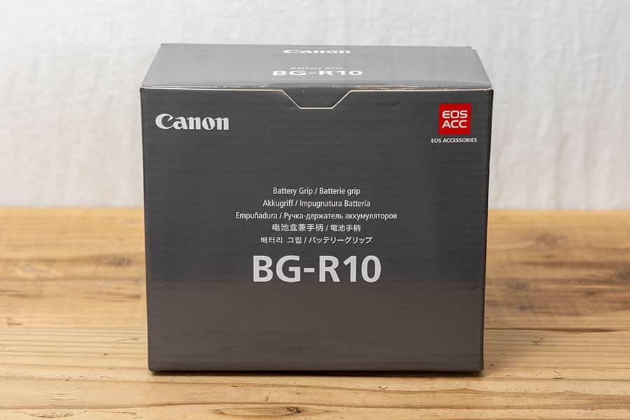 BG-R10 パッケージ