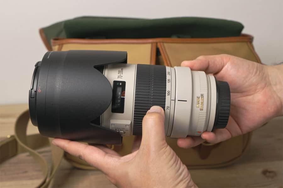 EF70-200mm F2.8 II