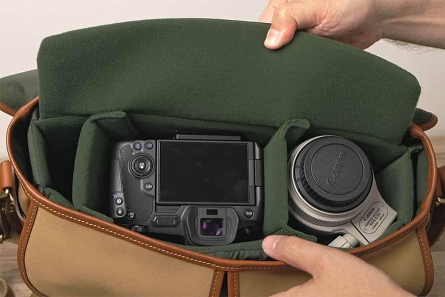 EF70-200mmとEOS R + RF15-35mmの組み合わせ