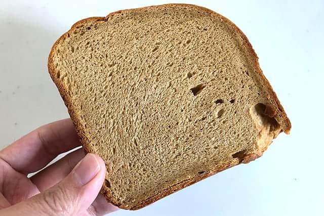 密度がすごいブランパン