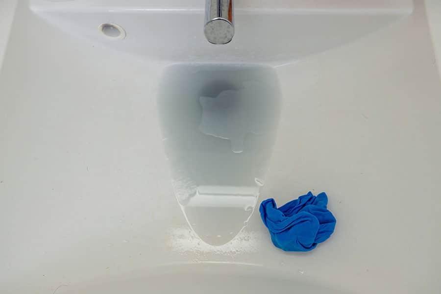 空気清浄機のフィルターを洗ってみた