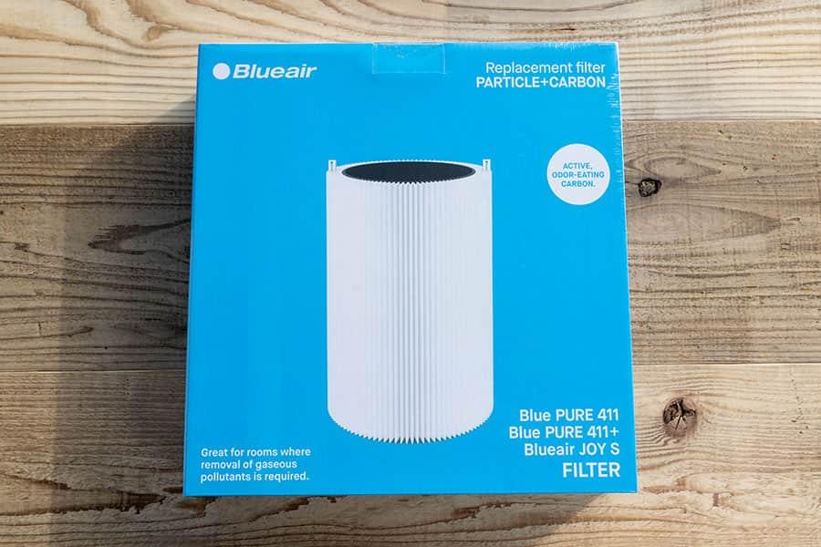 ブルーエア 空気清浄機 [正規品] Blue Pure 411 交換用フィルター パーティクル プラス カーボン 100929