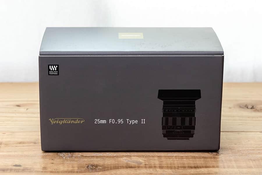 Voigtlander Nokton 25mm F0.95 TypeII