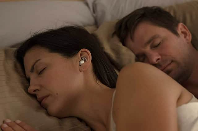 BOSEの睡眠用耳栓!いびきや犬の鳴き声など気になる音が消えてぐっすり眠れる