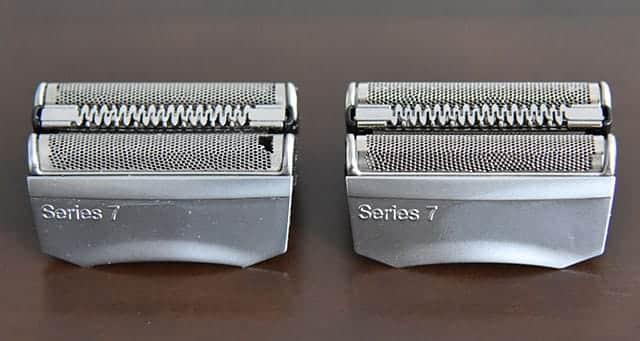 750cc-7 替刃 正規品と並行輸入品の比較