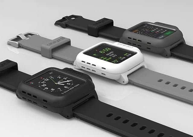 Catalyst Case for Apple Watch カラバリは3色展開