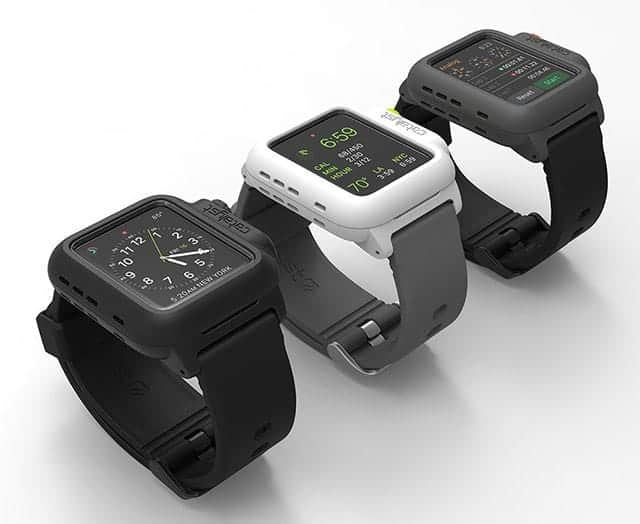 Catalyst Case for Apple Watch カラバリは3色