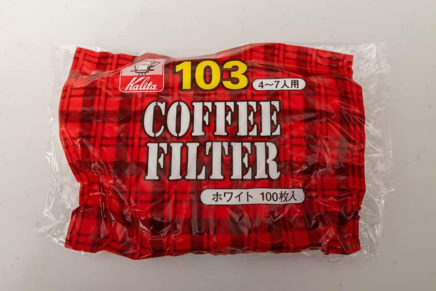 103 コーヒーフィルター