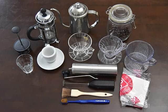 脱インスタント!家コーヒー歴1年、美味しく淹れるために集めた必需品11品を紹介するよ