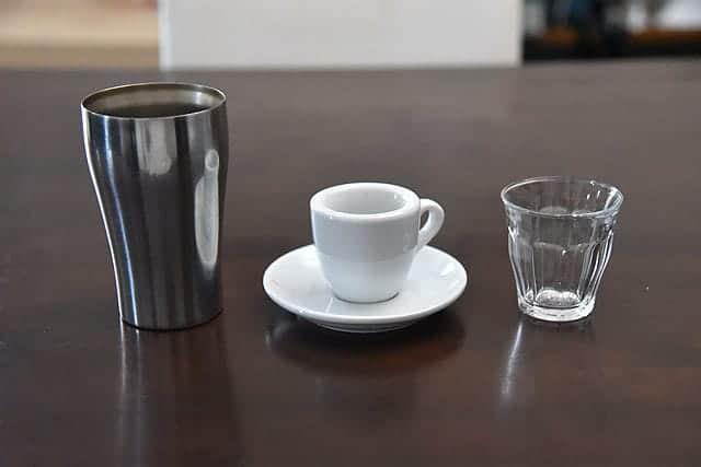 お気に入りのコップとカップとグラス