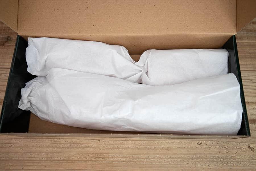 コロニル シューキーパー パッケージの中身