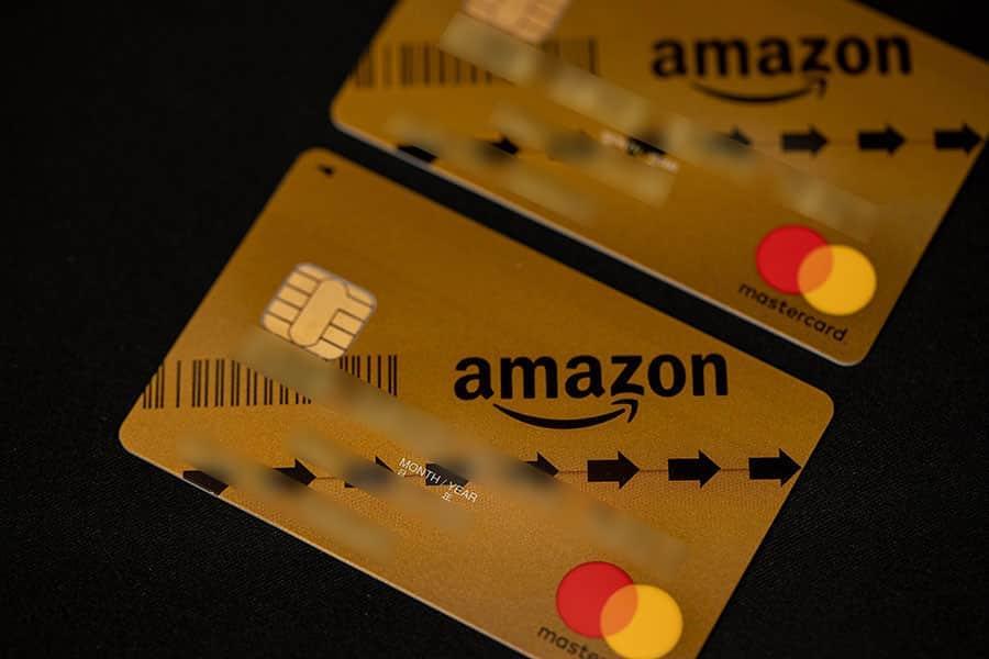 クレジットカードに書いた署名を書き直すためにエタノール使った結果
