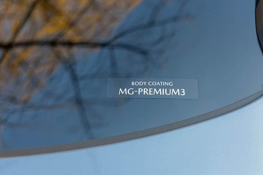 ボディコーティングはマツダのMG-PREMIUM3