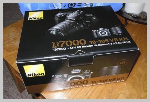 D7000 18-105 VR Kit