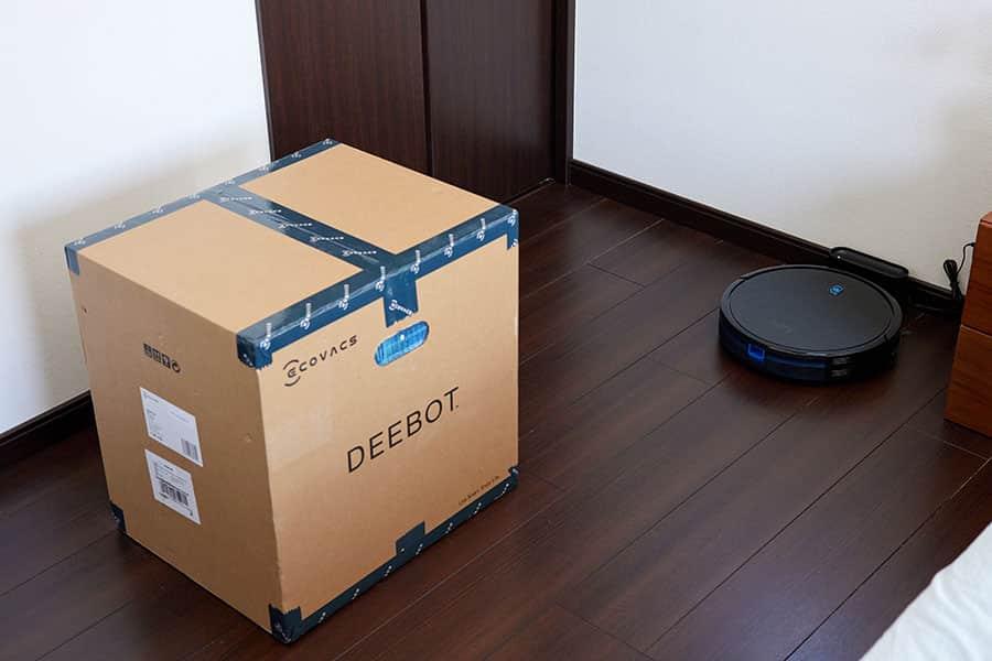 DEEBOT N8+とAnker Eufy RoboVac 11S