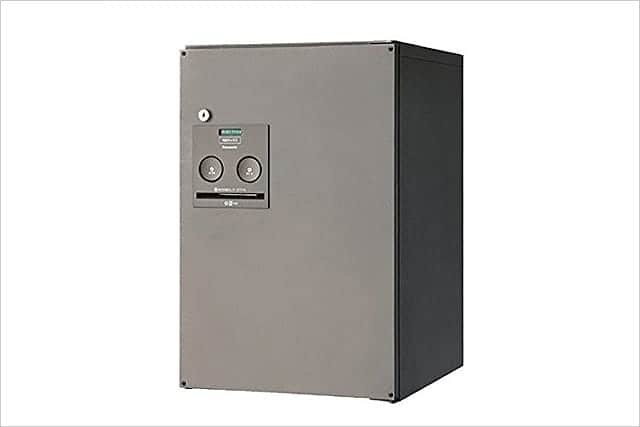 戸建住宅用宅配ボックス COMBO ミドルタイプ 使い方