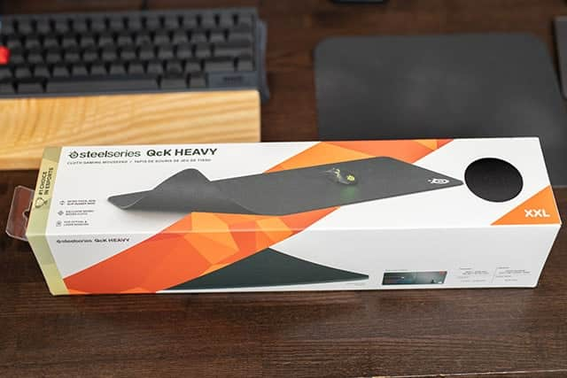 SteelSeries QcK XXL マウスパッド