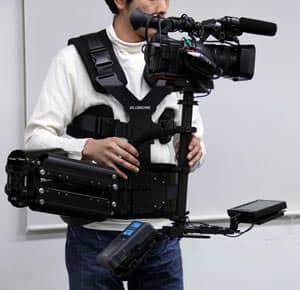 カメラスタビライザシステム