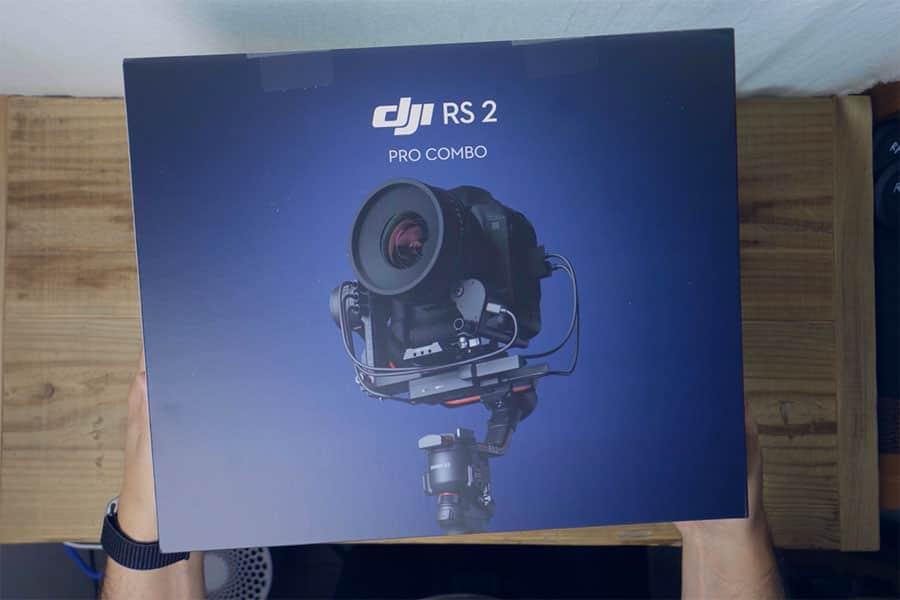 DJI RS2 Pro Combo
