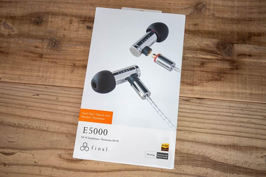 3万円でこんなに音質がいいの?final E5000 購入レビュー フィット感も最高!