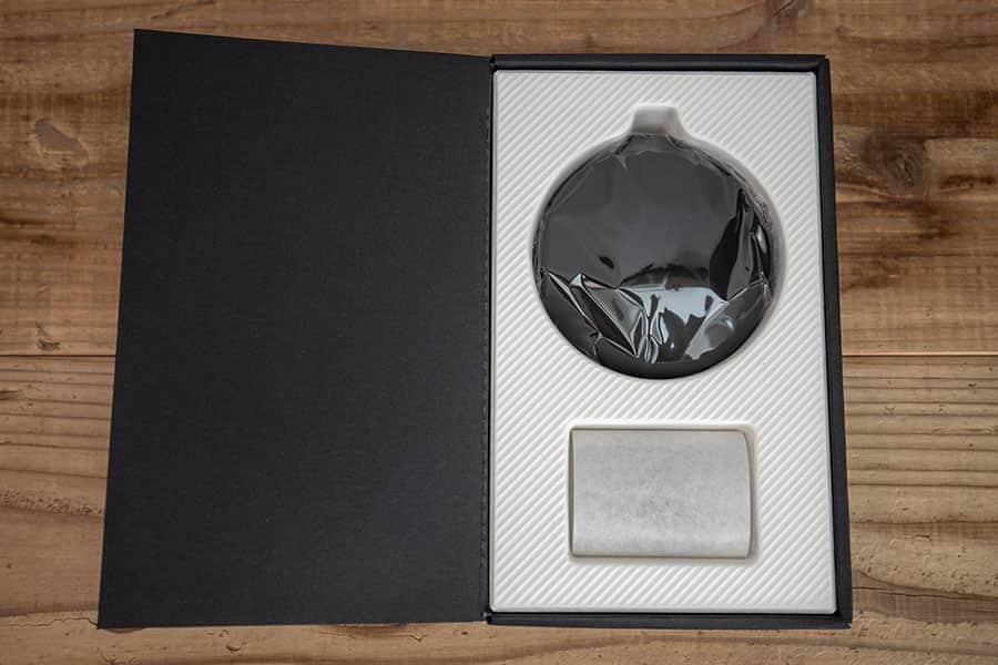 final E5000 パッケージの中身