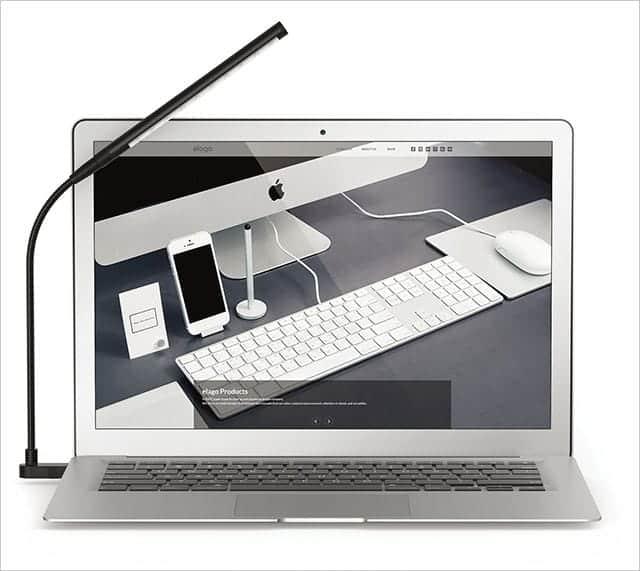 USB接続LEDライト『elago USB LED LIGHT2』の特徴