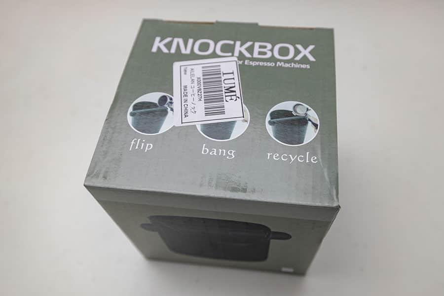 今回購入したノックボックス