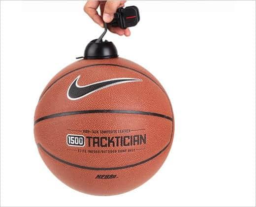 ExoMount Touch バスケットボールにも!