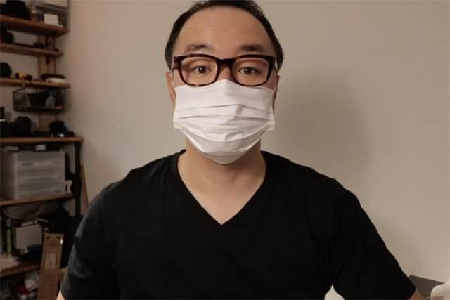Face IDでマスク姿でも画面のロック解除が可能に!ポイントはちょっと鼻を出すこと