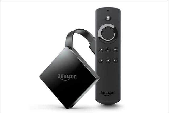 4K対応のFire TV Stick登場!より美しく心地よいサウンドで映画やテレビ番組を楽しめるように。
