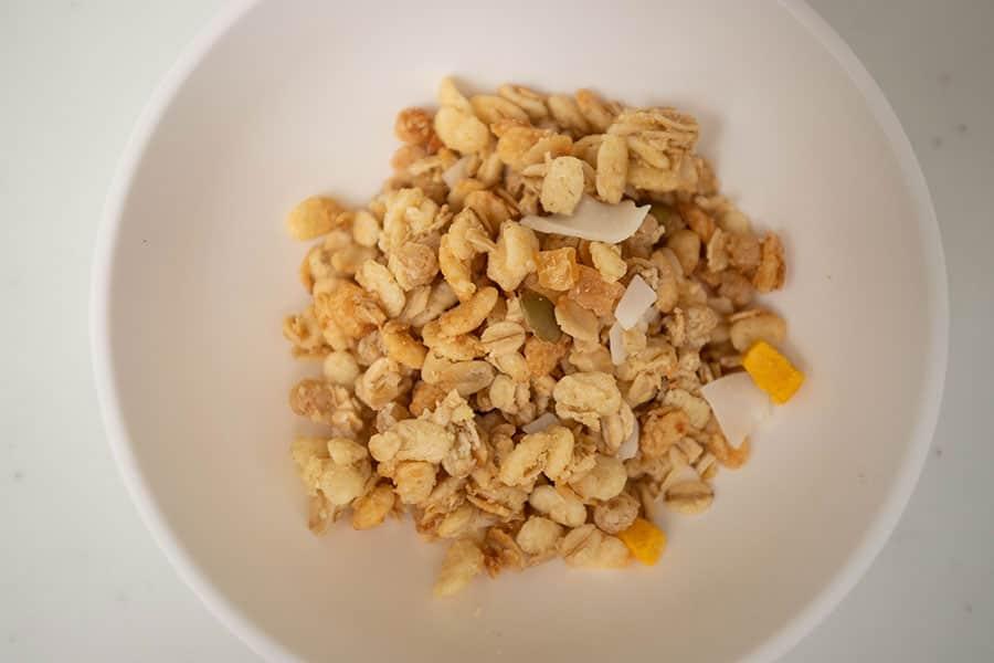 フルグラ トロピカルココナッツ味