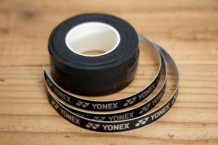 グリップテープ本体とシールが付属