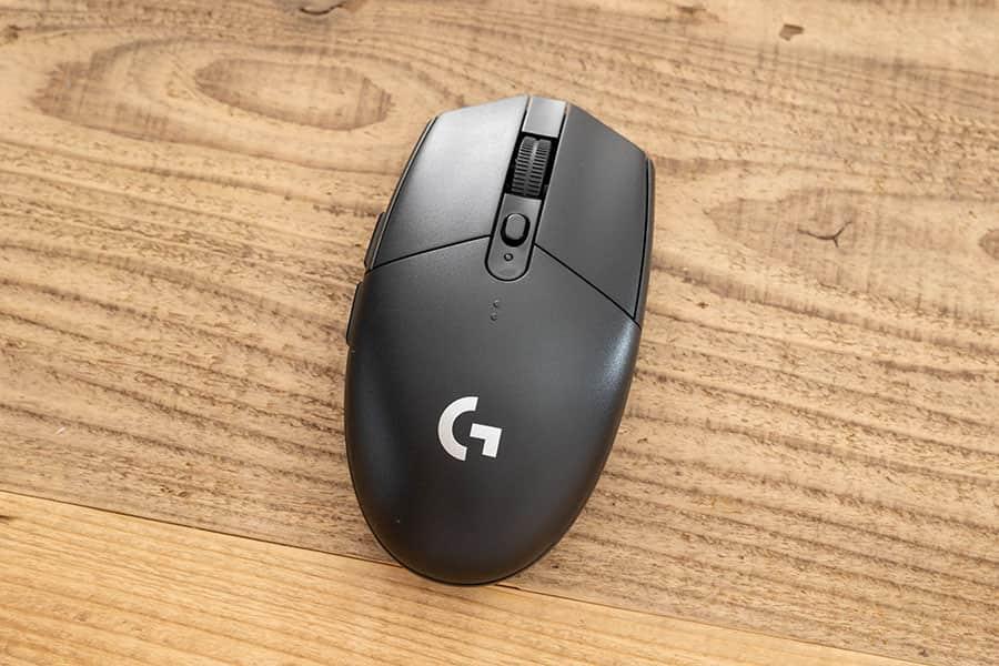ロジクールG304 マウス本体