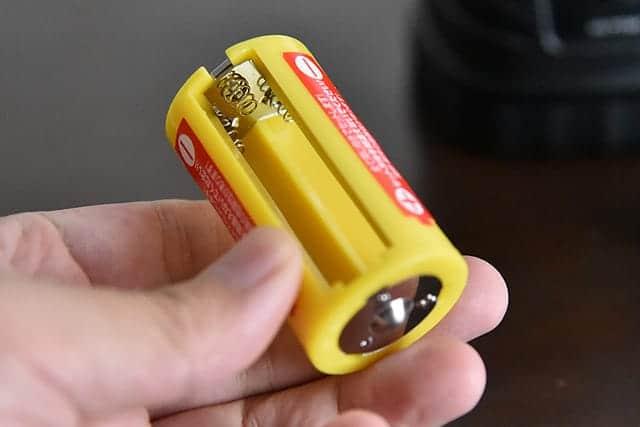 単一電池スペーサー