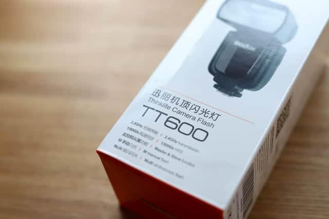 純正ストロボを売って価格1/5の『GodoX TT600』買ってみたレビュー スペックは予想以上!