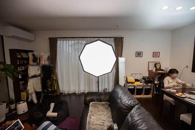 撮影時の照明を柔らかくするソフトボックスを購入!写真や動画でより優しい表現が可能に!