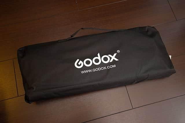 Godox 95cm オクタゴングリッド ソフトボックス レビュー
