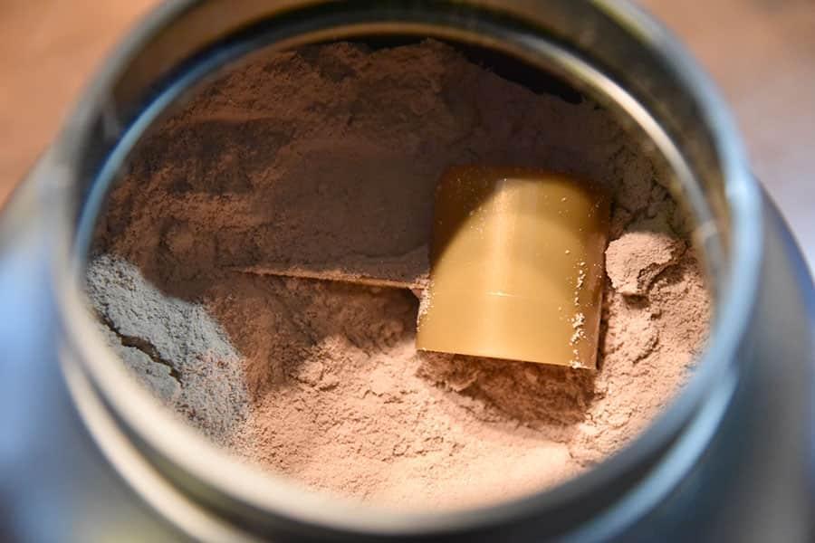 ゴールドスタンダードプロテイン ダブルリッチチョコレート味