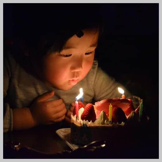 Happy Birthday 〜5歳の誕生日〜