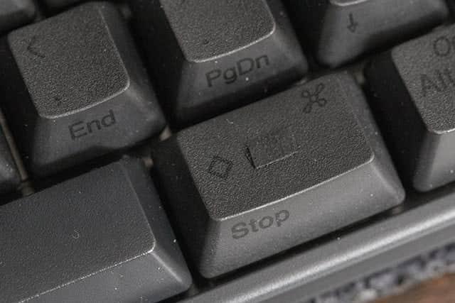 HHKB Professional2 快適に使うためにやったこと2 打鍵感とブラインドタッチの精度をアップする