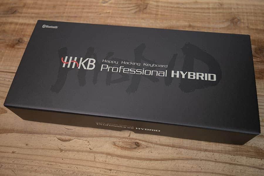 PFU HHKB Professional HYBRID Type-S 日本語配列/白